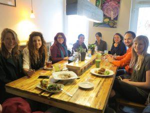 vegan food tour Berlin Friedrichshain
